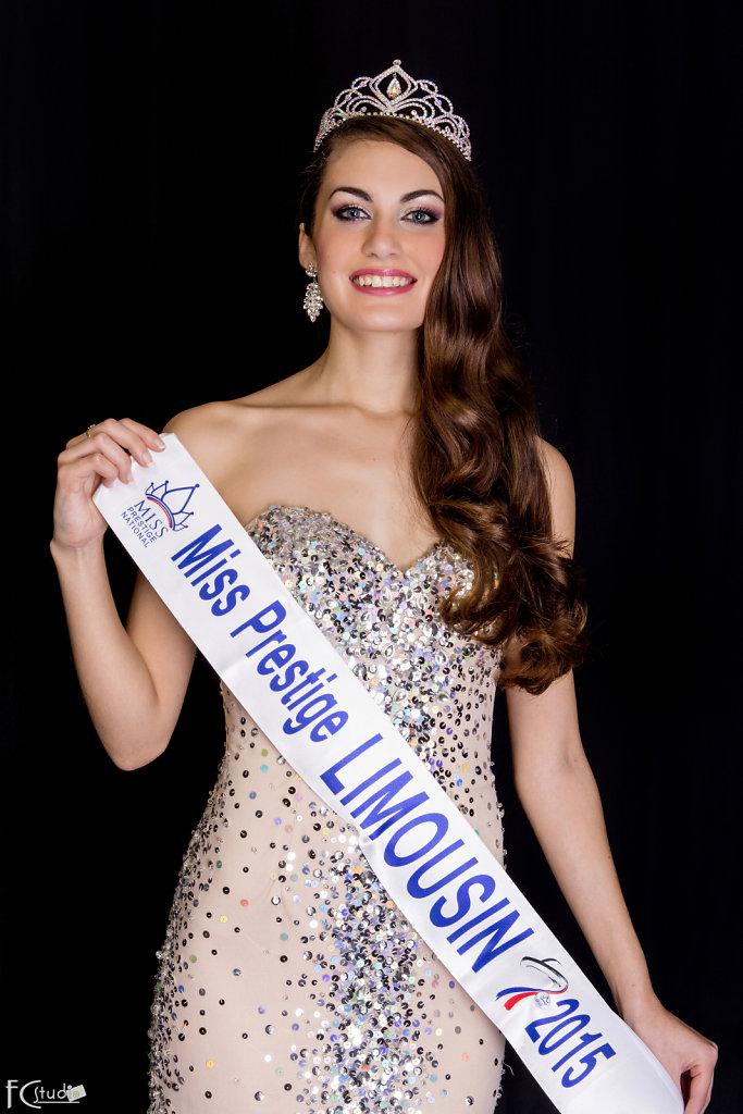 Miss Prestige Limousin 2015